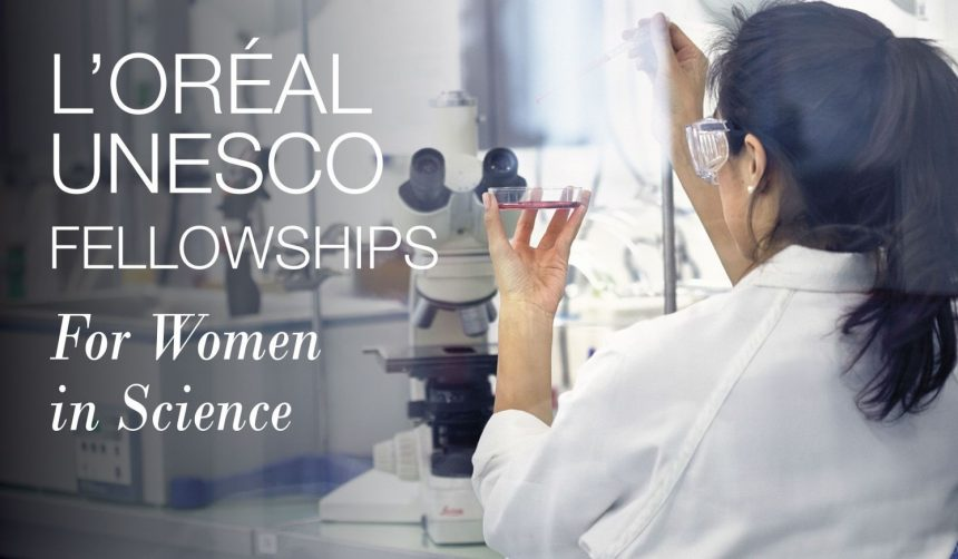 Call for Applications: Dutch L'Oréal UNESCO For Women in Science fellowships 2019