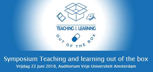 Symposium Teaching & Learning en oratie Prof.dr. M.A. van Agtmael
